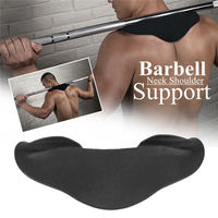 High Quality Weight Lifting Squat Shoulder Pad Back Stabilizer Support Safty Arm Barbell Blaster Gym Fitness