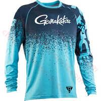 2019 Мужская одежда для рыбалки DAIWA, ультратонкая, с длинным рукавом, солнцезащитная, анти-УФ, дышащая, летняя, рыболовная рубашка, размер XS-5XL, к...