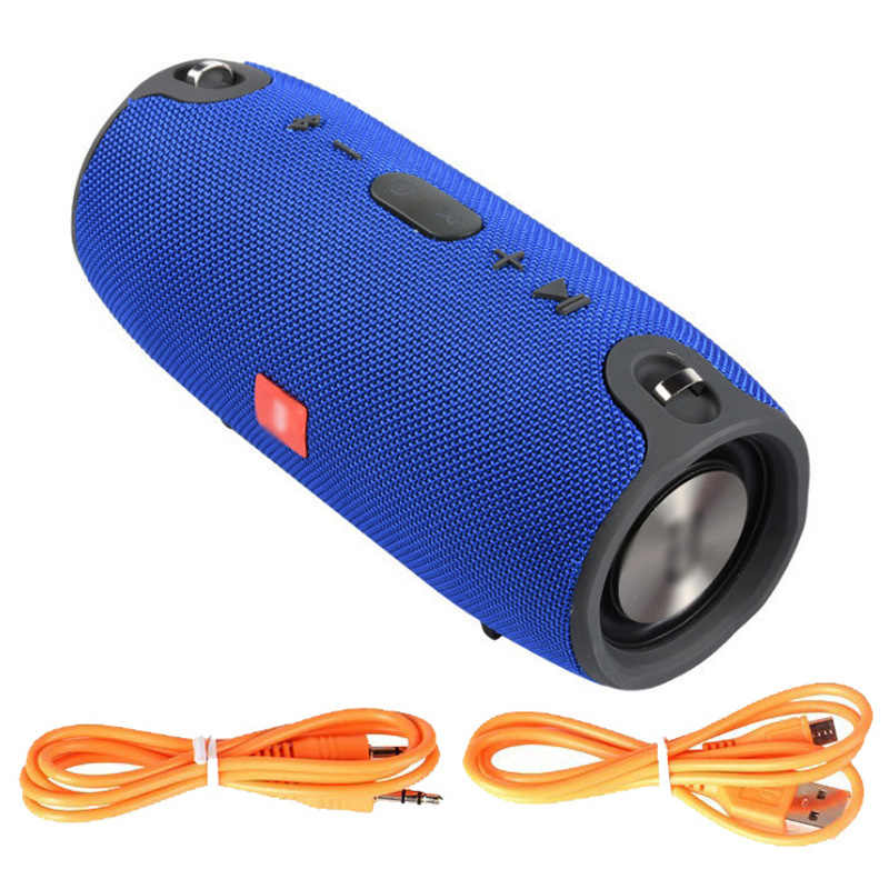 New Wireless Best Bluetooth Speaker Waterproof Portable Outdoor Mini Column Box Loudspeaker Speaker Design For Phone Tablets