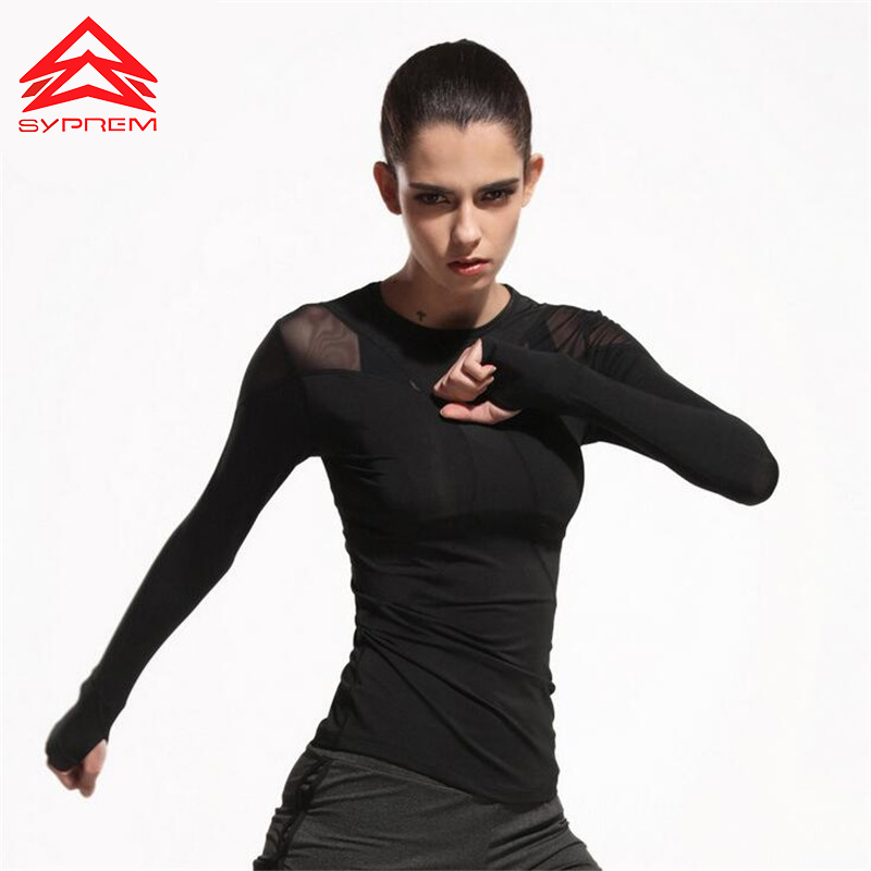 Sports Lace T-shirts Tracksuit Female Womens Long Sleeve Gym Slim T-shirt Suit For Yoga,Sport,Running,Camping,Trekking,WY0190