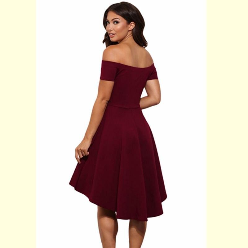 Aliexpress.com : Buy Summer Dress 2017 Women Off Shoulder Party ...