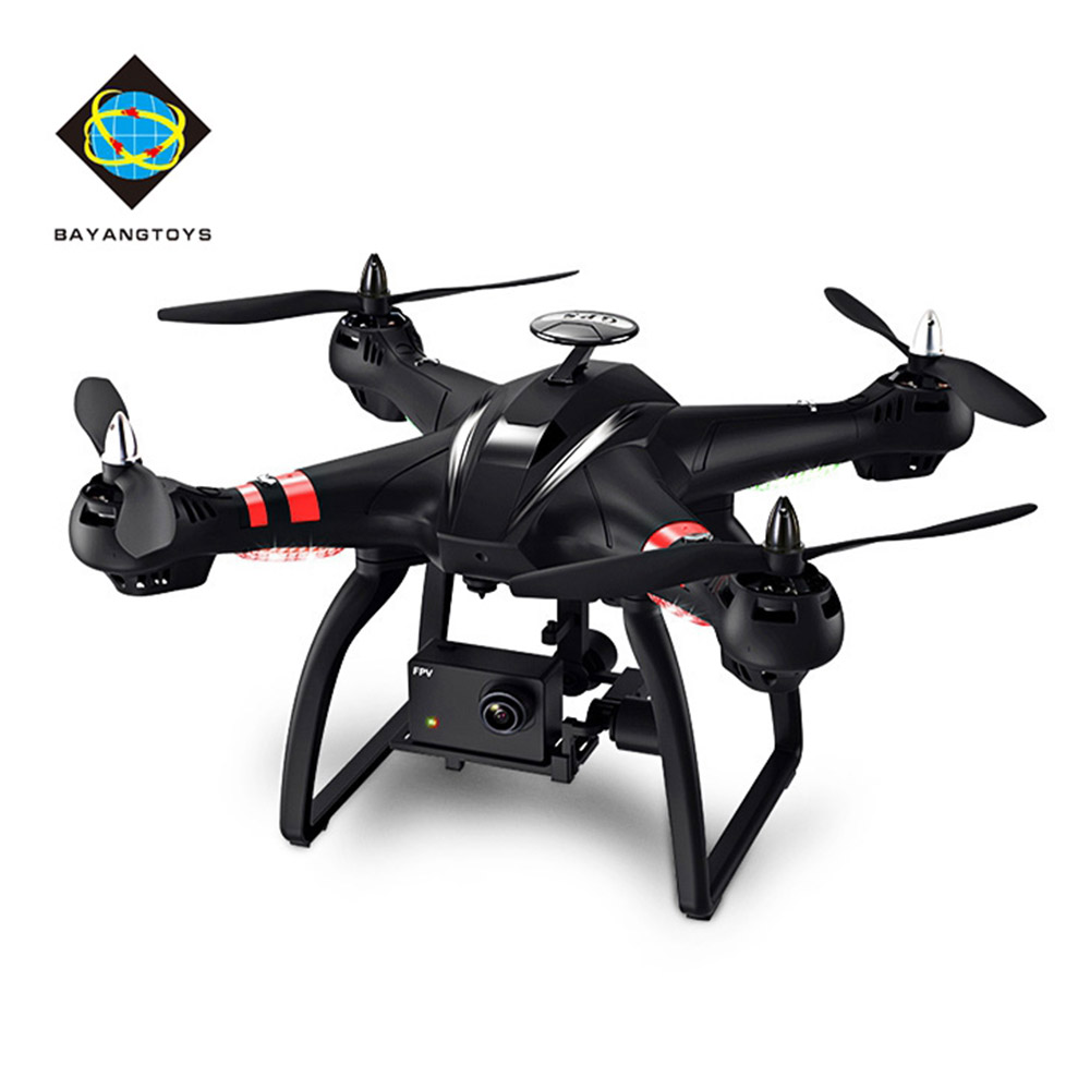 BAYANGTOYS X21 RC Quadcopter Brushless GPS 6 Axis With WiFi FPV 1080P HD Camera 1080P Geomagnetic Headless Mode RC Drone Toys