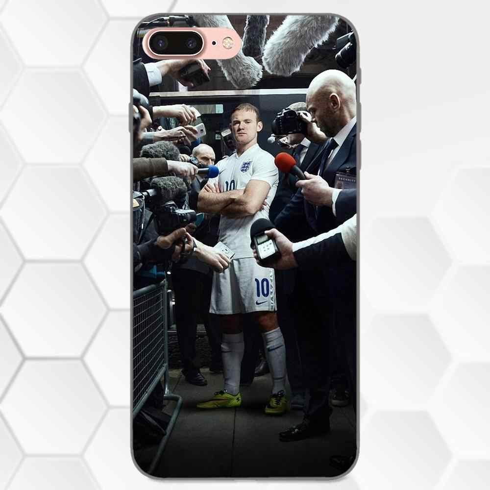 TPU هاتف محمول حالات لكرة القدم نجوم الرياضة ل غالاكسي C5 C7 J1 J2 J3 J330 J5 J6 J7 J730 2017 الآس كور ديو ماكس البسيطة زائد رئيس برو