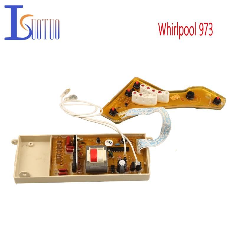 Whirlpool washing machine computer board 973 brand new spot commodity