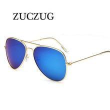 ZUCZUG Pilot Sunglasses Women/men Classic Polarized Aviation