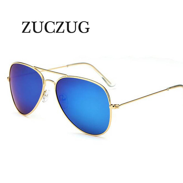 ec1de154369bf3 ZUCZUG Pilote lunettes de Soleil Femmes hommes Classique Polarisées  Aviation lunettes de Soleil Marque réel