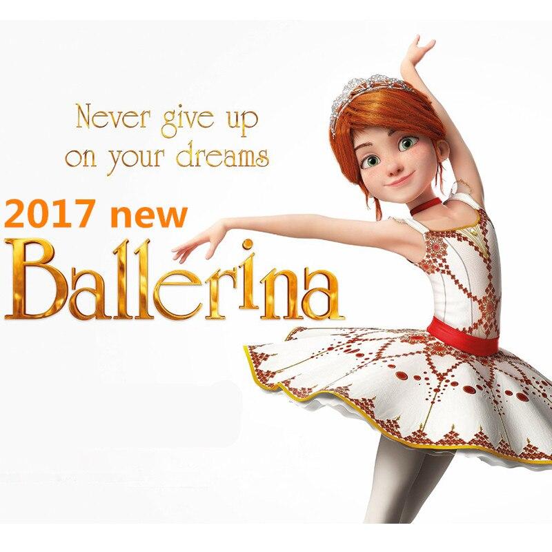 1c8b2e4b0382 New Children Ballerina Tutu Dress Strap Pancake Tutus Child ...