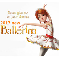 New Children Ballerina Tutu Dress Strap Pancake Tutus Child Classical Dancing Dress Girl Halloween Party Performance