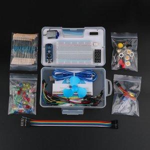 Image 5 - Keywish для Arduino Nano Project Super Starter Kit с подробным руководством для Arduino R3 Mega 2560