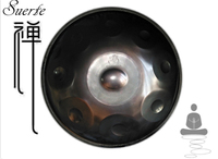 Handmade Handpan Antique Finish F major D Minor Hang Drum music Hand pan Drums Percussion Musical instruments