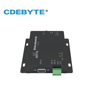Image 5 - E70 DTU 433NW30 Star Network RS232 RS485 de largo alcance 433 MHz 1W IoT uhf módulo transceptor Inalámbrico de Datos de 433 MHz transmisor