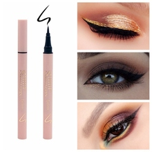 1PC Black Eyeliner Best Waterproof Liquid Eye liner Pen High Pigment & Long Lasting Makeup