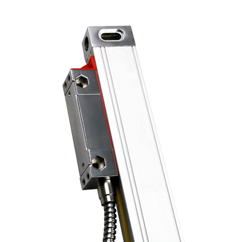 Règle optique linéaire de haute précision/lignes optiques 300mm 400mm 500mm 600mm 700mm 800mm 900mm 1000mm