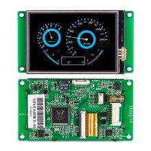 купить!  3 5-дюймовый TFT LCD модуль с широким напряжением и температурой