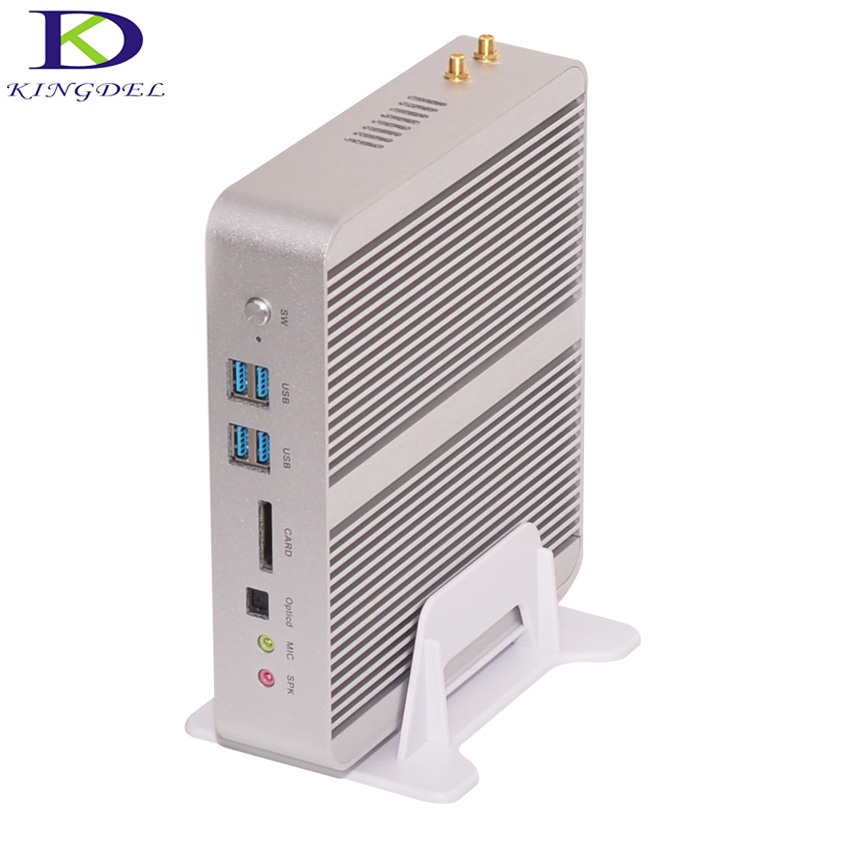 I3 mini pc sin ventilador mini ordenador intel haswell core i3 4158u Iris Gráfic