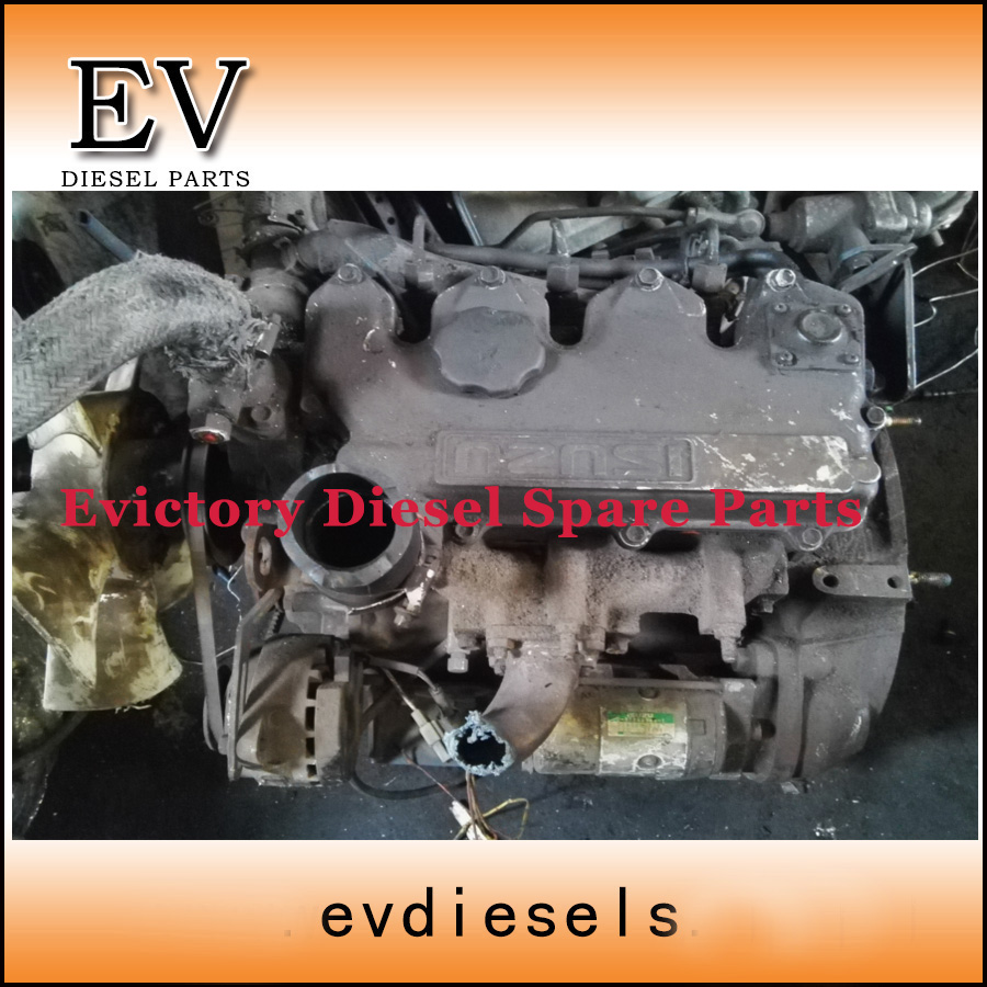 For Isuzu engine Mini Tractor 3LB1 engine assy
