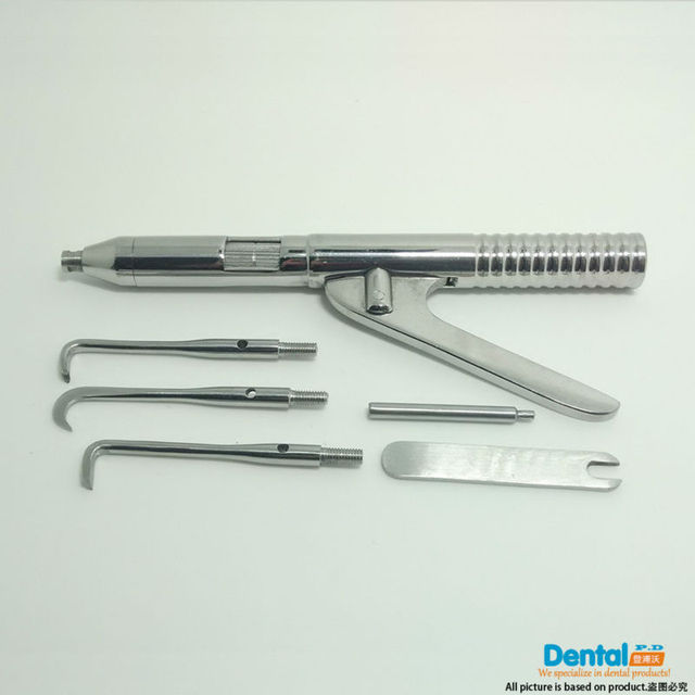 Free Shipping Crown Remover Automatic Set Dental Surgical Instruments
