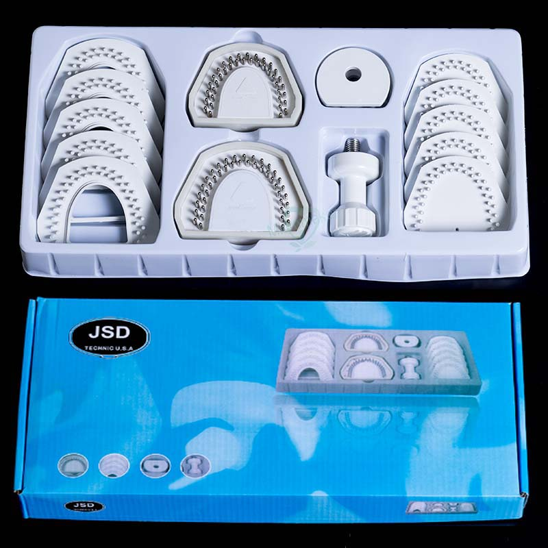 1Set Dental Lab Model System For Laser Pin Machine Equipment Tool On Plaster Model Work
