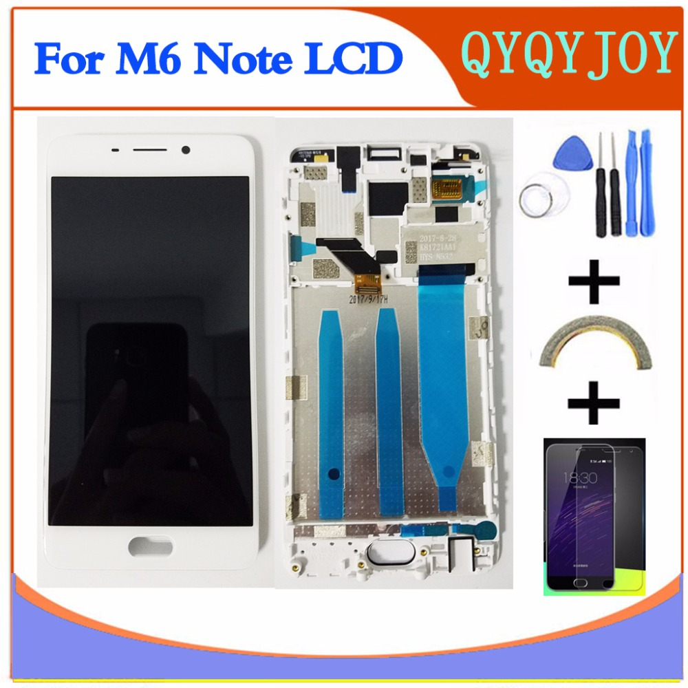 No Dead Pixel 5.5 Inch AAA Quality <font><b>LCD</b></font> For <font><b>MEIZU</b></font> <font><b>M6</b></font> Note <font><b>Lcd</b></font> Display Screen+Digitizer Touch screen For <font><b>MEIZU</b></font> <font><b>M6</b></font> Note image