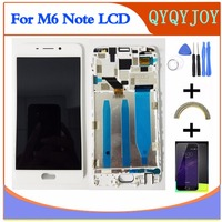Q Y QYJOY No Dead Pixel 5 5 Inch AAA Quality LCD For MEIZU M6 Note