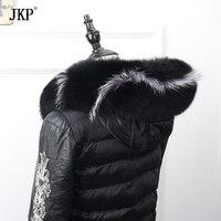 フォックス毛皮の襟冬女