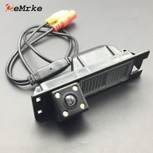 Eemrke 4 светодиодный CCD HD Автомобильный Камера для Opel Vivaro F7 2006 2007 2008 2009 2010 2011 заднего вида камера S Обратный Парковка Камера