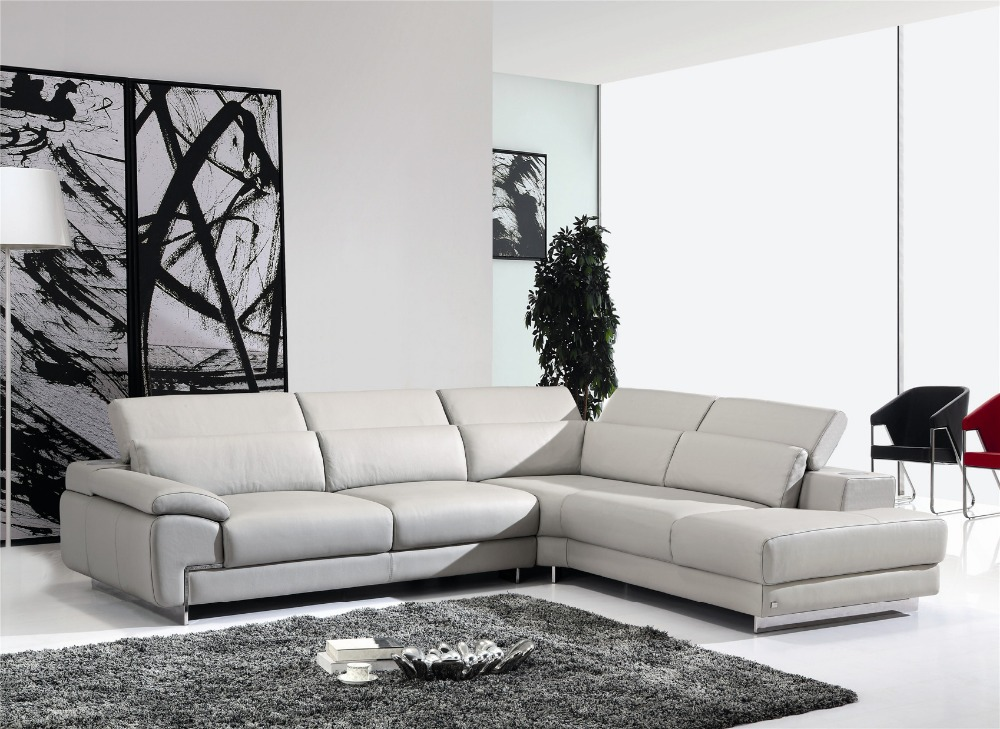 2014 New Modern Living Room Sofas With L Shape Italian Designs Sofa Set 515  Sofa Futon Picture More Detailed Picture About 2014 New Modern