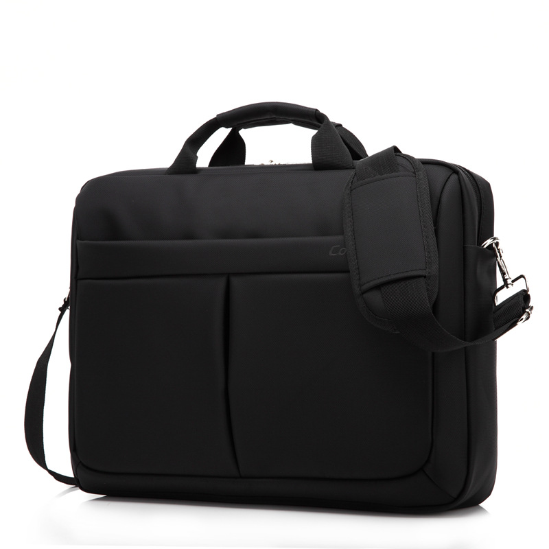 CoolBell Fashion 15.6inch Laptop Bag 15.6 Notebook Computer Bag Waterproof Messenger Shoulder Bag Men Women Briefcase Business