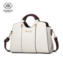 Marka moda torebka damska torebka skórzana Vintage torba torby z napisem dla kobiet 2019 torebka damska torebka damska