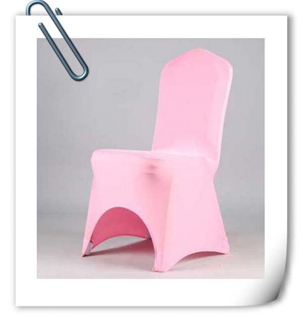 hot pink spandex chair covers revolving amazon aliexpress com buy sale 100pcs universal wedding banquet with 4 pockets wholesale free shipping marious
