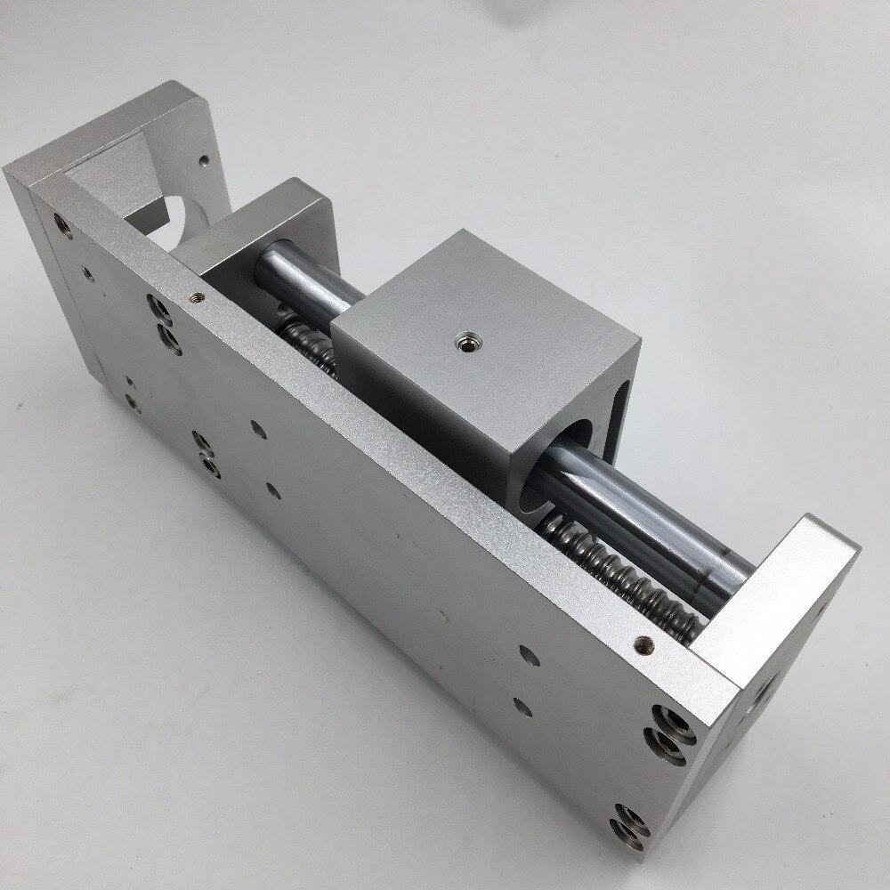 Kugelumlaufspindel  2005 x  700mm  CNC Fräse ball screw Spindel Linear