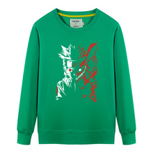 Uzumaki Naruto Autumn/Winter  Sweatshirt Long Sleeve (10 colors)