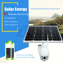 ZILNK Solar 3G 4G PTZ Camera Wireless Wifi HD 1080P 960P Outdoor Security CCTV IP Camera 5x Zoom Surveillance Camera yunchi 4g 3g solar power ip camera outdoor 1 3mp 960p 20x ir 150m laser dome ptz cctv ip hd surveillance camera system