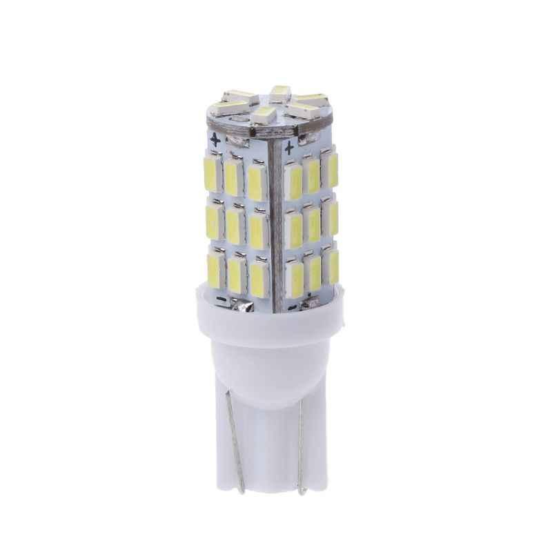 Super lumineux RV remorque T10 921 194 42-SMD 12 V voiture sauvegarde inverse LED lumières lumière largeur lampe blanc voiture style