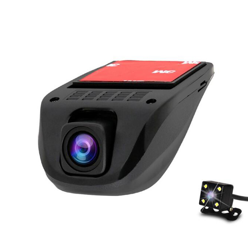 Null Camera For Car Recording 1080P WIFI Hidden Mini Camera Dual Lens High Night Vision Hidden Video Recorder Auto Camera DVR mini motion activated camera with night vision auto video recorder build in pir detector high definition recording