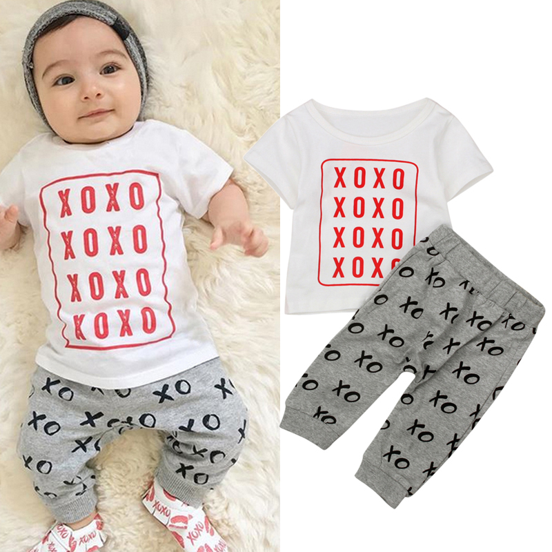 bd3db804f 2Pcs Sets Summer Children Cotton Underwear Short Sleeve T shirt ...