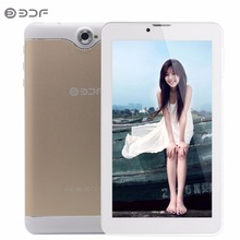 New 7 Inch 3G Phone Call Quad Core IPS LCD Android 4.4 Tablets pc Bluetooth 8GB Mini Pad SIM Card phone