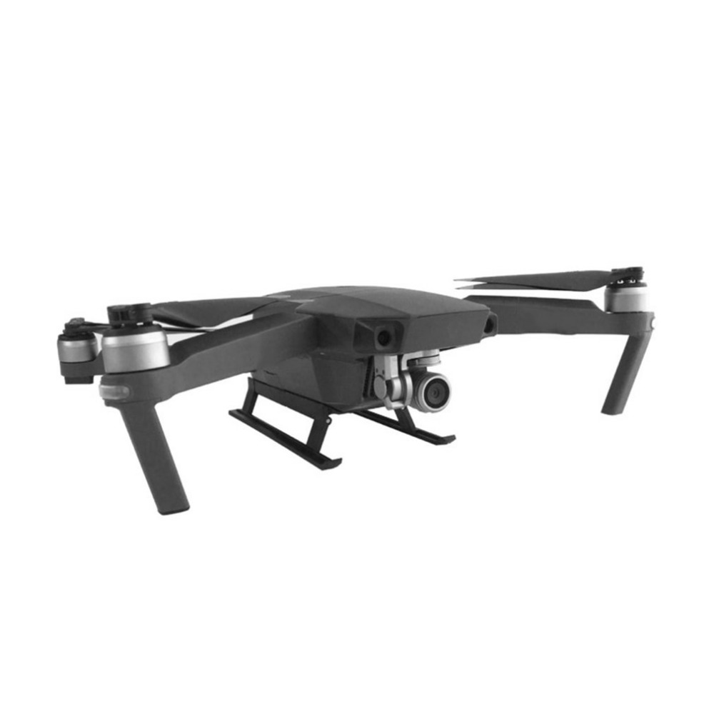Heightened Safety Landing Bracket Gear Stabilizers Foldable Extended Bracket Protectors for DJI Mavic Pro Platinum RC Quadcopter