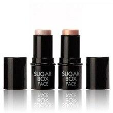 Makeup Rouge Blusher Illuminate Blush Stick Cheek Highlight Natural Look Silk Touch Shimmer HJL2017