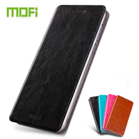 Mofi For Meizu MEILAN U10 Case Luxury Flip Leather Stand Case PU Leather Cover For Meizu