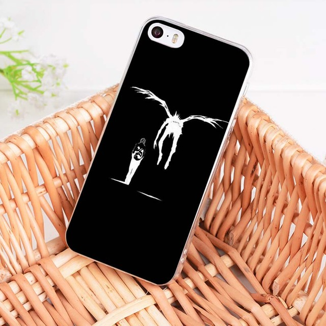 Death Note phone case for iPhone