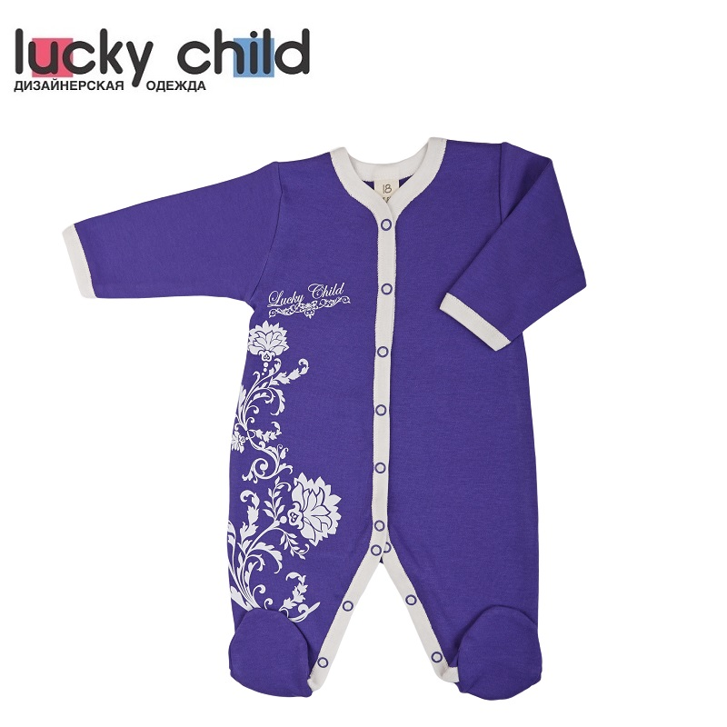 Jumpsuit Lucky Child for girls 15-1 Children's clothes kids Rompers for baby rompers lucky child for girls 0 28 romper baby jumpsuit kids overalls children clothes