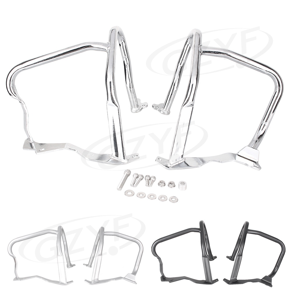 Motorcycle Front Highway Crash Bar Guard Protector For BMW R1200RT /R 1200 RT 2014 2015 2016 2017 Steel