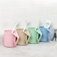 European contracted wash gargle cup Creative couple brushing 11.2*10cm free shipping