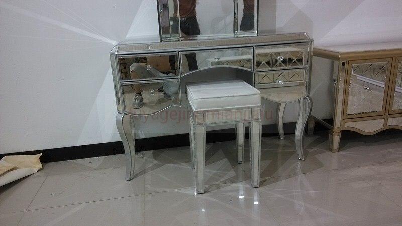 Muebles de dormitorio muebles de vidrio tocador tocador de alto ...