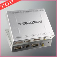 DVBT TV Tuner Car Video Interface For Audi A4