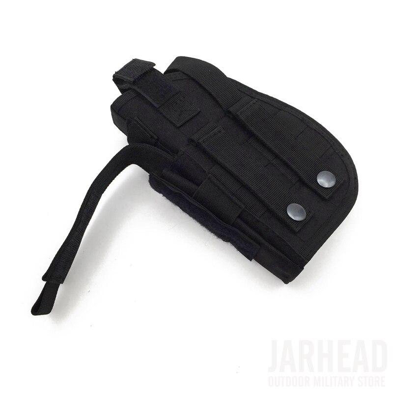 Tático Molle 600D Gun Pistol Holster para