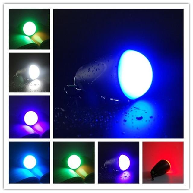 Remote Control RGB LED Light Bulb C&ing Lantern IP65 Waterproof Outdoor Tent Light Hiking Fishing 1800mAh  sc 1 st  AliExpress.com & Aliexpress.com : Buy Remote Control RGB LED Light Bulb Camping ...