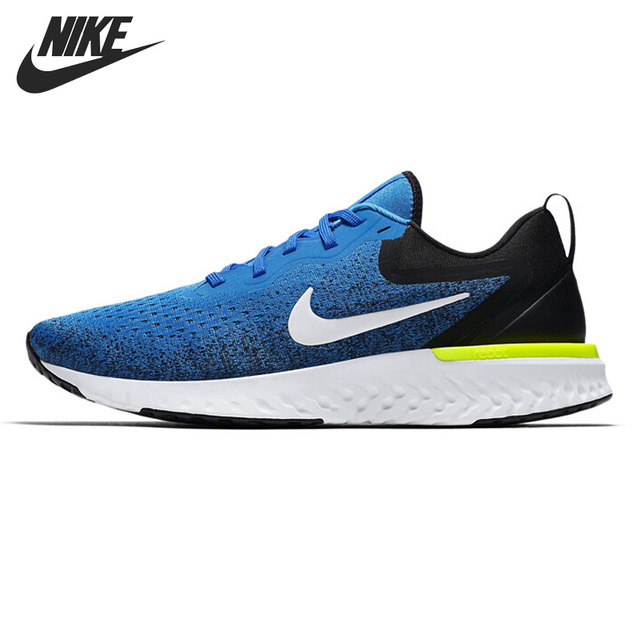 9f0972cdf9c7 Original New Arrival 2018 NIKE REACT Men s Running Shoes Sneakers-in ...