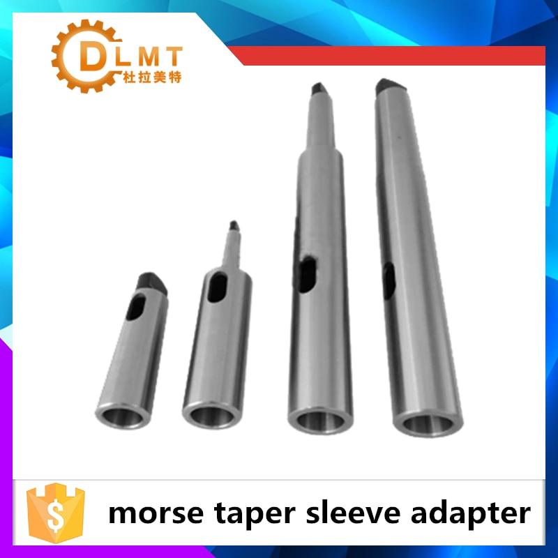 Morse taper sleeve adapter MT1 MT2 MT3 Morse Taper Adapter Reducing Drill Sleeve morse taper holder bt50 mtb4 200